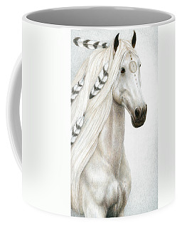 Midwinter Moon Coffee Mug by Pat Erickson