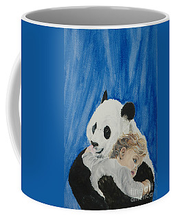 Mika And Panda Coffee Mug