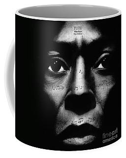 Miles Davis Tutu Coffee Mug