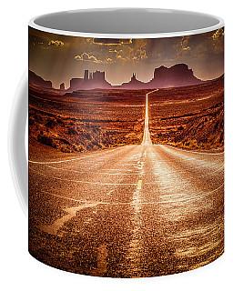 Miles To Go Special Request Coffee Mug