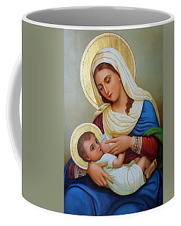 Milk Grotto Artwork Coffee Mug