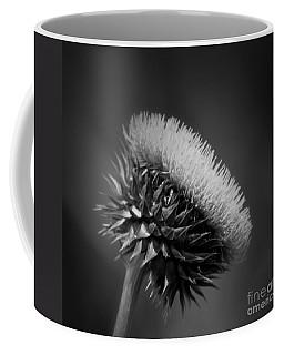 Milk Thistle Bw Coffee Mug