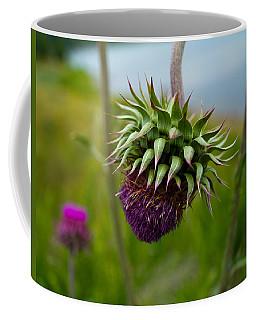 Milk Thistle Coffee Mug