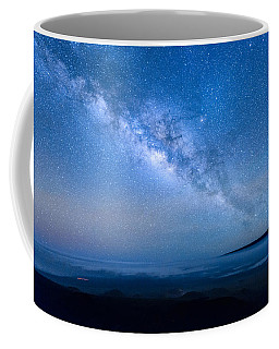 Milky Way Suspended Above Mauna Loa 1 Coffee Mug