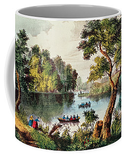 Mill Cove Lake Coffee Mug