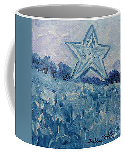 Mill Mountain Star Coffee Mug