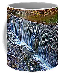 Mill Pond Spillover  Coffee Mug