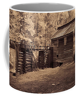 Miller At Mingus Mill  Coffee Mug