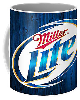Miller Lite Barn Door Coffee Mug