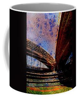 Miller Park 2 W Paint Coffee Mug