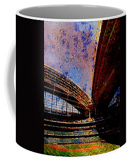 Miller Park 2 W Paint Coffee Mug