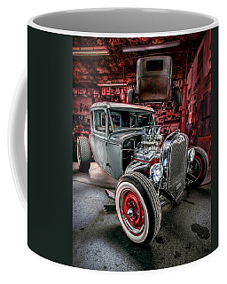 Millers Chop Shop 1931 Ford Coupe Coffee Mug