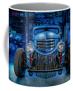 Millers Chop Shop 1946 Chevy Truck Coffee Mug