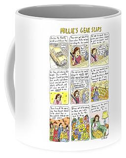 Millie's Gear Slips Coffee Mug
