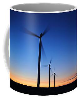 Milling Around Coffee Mug