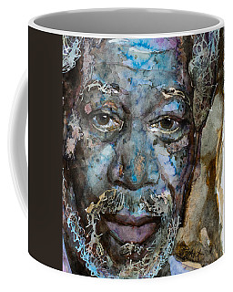 Coffee Mug featuring the painting Million Dollar Baby by Laur Iduc