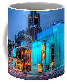 Milwaukee Pac Evening Glow Coffee Mug