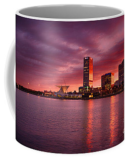 Milwaukee Sunset Coffee Mug