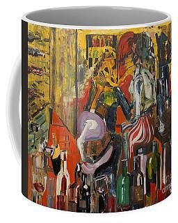 Mind That Hot Tea Coffee Mug