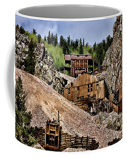 Mine On The Mountain Coffee Mug
