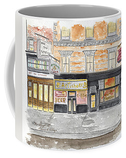 Minetta Tavern  Greenwich Village Coffee Mug