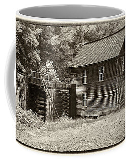 Mingus Mill Antiqued Coffee Mug