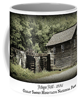 Mingus Mill - Color Poster Coffee Mug