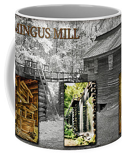 Mingus Mill Montage Coffee Mug