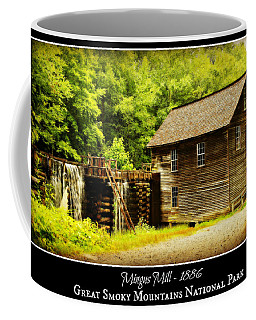 Mingus Mill -- Poster Coffee Mug