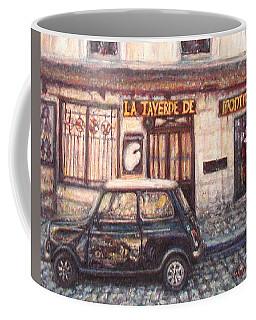Mini De Montmartre Coffee Mug
