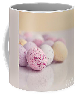 Mini Easter Eggs Coffee Mug by Lyn Randle