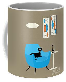 Coffee Mug featuring the digital art Mini Gravel Art 6 by Donna Mibus