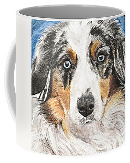 Miniature Australian Shepherd Coffee Mug