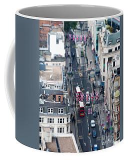 Miniature Oxford Street Coffee Mug