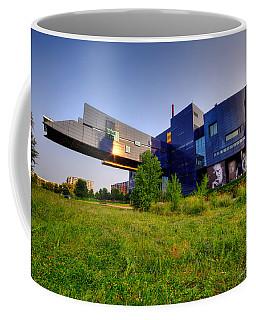 Minneapolis Guthrie Theater Summer Evening Coffee Mug