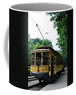 Minnesota Streetcar Museum Coffee Mug