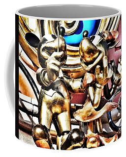 Minnie And Mickey Mouse - Disneyland Paris  Tinkerbell Castle Coffee Mug