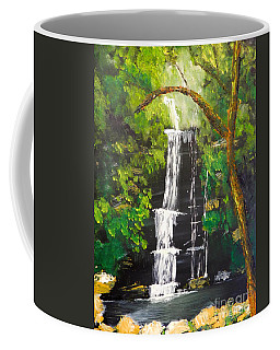 Minnumurra Falls Coffee Mug