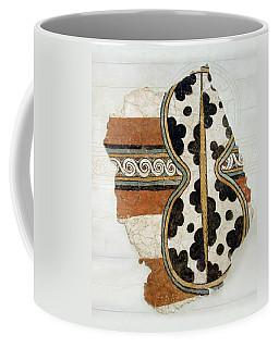 Minoan Livestock Painting Coffee Mug by Ellen Henneke