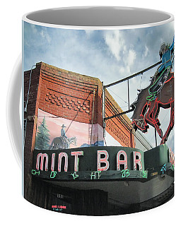 Mint Bar Sheridan Wyoming Coffee Mug