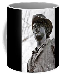 Minute Man Statue 3 Coffee Mug