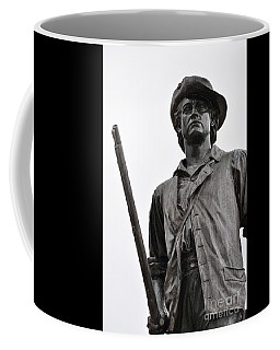 Minute Man Statue Concord Massachusetts Coffee Mug