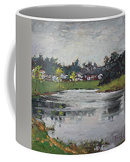 Minutes Before Raining Coffee Mug
