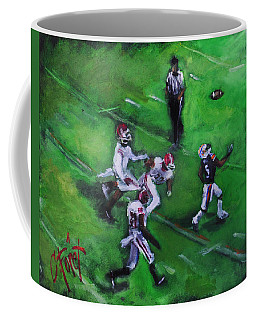 Miracle In The Making Coffee Mug by Carole Foret