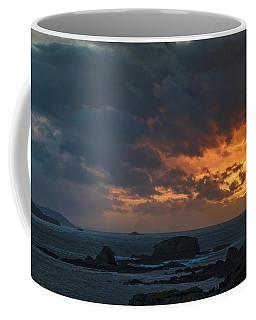 Mirandas Islands Galicia Spain Coffee Mug