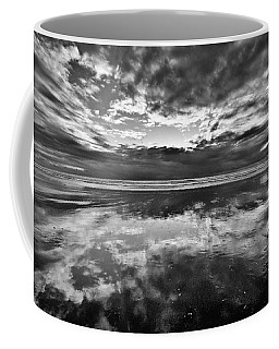 Coffee Mug featuring the photograph Mirror Explosion by Beth Sargent