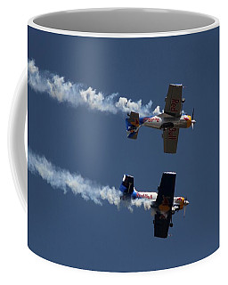 Mirror Flight Coffee Mug