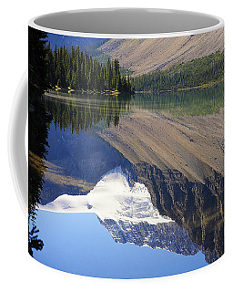 Mirror Lake Banff National Park Canada Coffee Mug