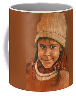 Mischief Coffee Mug by Jani Freimann
