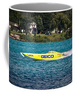 Miss Geico Coffee Mug